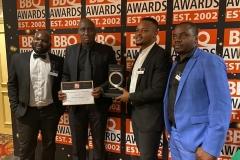 2020 Black Business Quarterly Awards