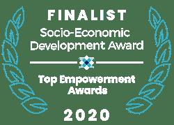 socia economic awards finalist